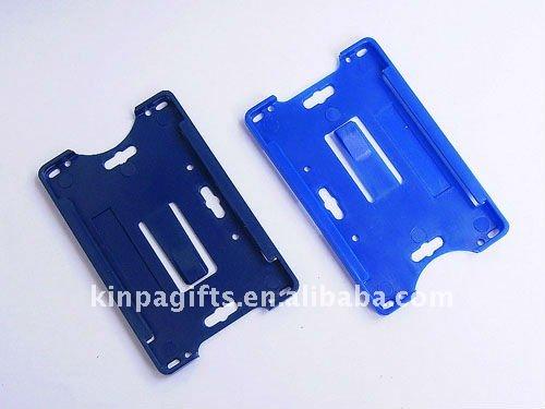 Vertical & horizontal Plastic Card Sleeves
