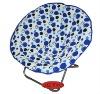 folding travel lightweight portable garden moon chair