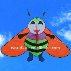 Bee animal children kite
