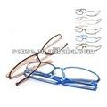 Nouvelles montures de lunettes de conception et armature corrective en verre