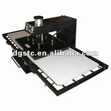 Bottom sliding heat transfer machine,T shirt printing machine,Automatic heat press printing machinery