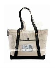 2011 hot sales canvas shopping bag