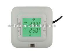 0 - 10 V HVAC termostato com controle remoto IR