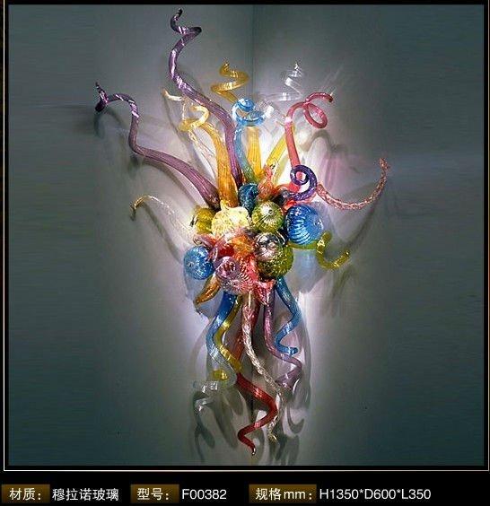 image hand blown glass sculpture wall art download. Black Bedroom Furniture Sets. Home Design Ideas