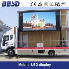 LED track display LED Mobile screen