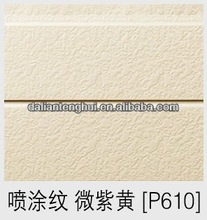Siding / decorative facade panel / decorative exterior wall panel for prefabricated villa and steel structure building