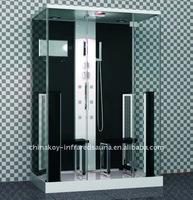 CE proval steam / infrared shower room Model K072 white