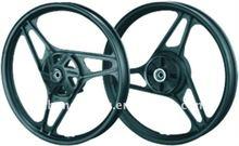 YBR motorcycle wheel
