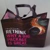 Beautiful color nonwoven shopping bag