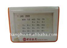 perpetual desk calendar frame 2013