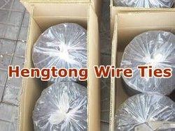BWG16 Black Annealed Double Loop Tie Wire