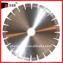 200-600mm Asphalt and Granite Cutting Segmented Diamond Circular Saw Blade