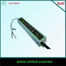 20w waterproof for lighting 12v dc input led driver