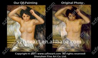 Renoir Art Oil Painting Reproduction Painting Picture Nude Woman