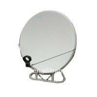 ku band parabolic satellite dish antenna 60cm