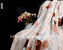 100% Polyester Shu Velveteen Blanket