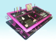 Smart design beauty display/Acrylic makeup display/Advertising holder