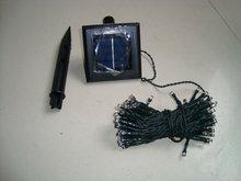 solar power led string light