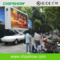 Mobile Led Screen Car Advertising