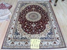 hand made persian carpet 4X6 foot 300line