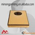 la fábrica de china de lujo customed de papel caja de puros