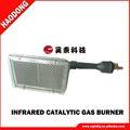 Infrarouge catalytique brûleur à gaz naturel( hd82) pour la cuisson