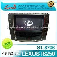 Wholesale LEXUS IS250 Car DVD GPS Navigation