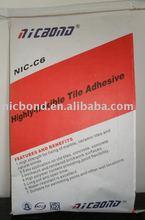 NIC-C6 Highly Flexible Tile Adhesive