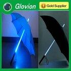 Pop hot saleLED Shaft Umbrella light up umbrella flashing lights umbrella