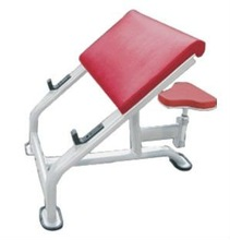 Scott Bench / Arm Curl Bench for Barbell Lifting