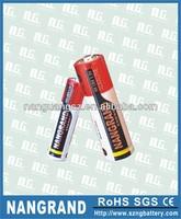 AA szie am3 lr6 dry battery