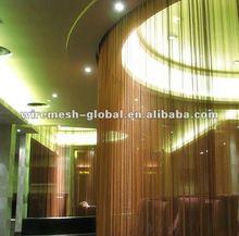 decorative room divider for restaurant