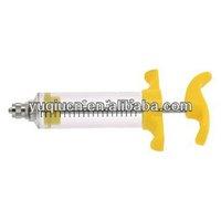 Veterinary Plastic Steel Injector