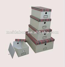 2012 foldable box