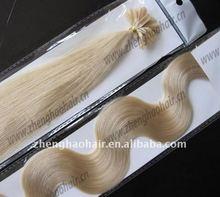 top quality splendid quality u tip hair extension