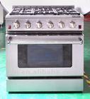 """36"""" Gas Range Oven"""