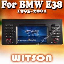 WITSON car navigation for bmw e38