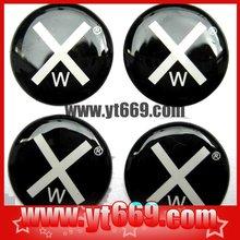Wholesale Dove epoxy clear stickers