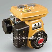 4.3 hp kick start air cooled robin kerosene engine