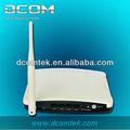 router wifi 3g con ranura para sim tarjetas y antena externa