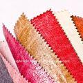 los materiales de tela para zapatos revestimiento