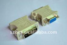 DVI Male TO VGA adaptor