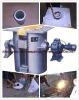 Medium frequency Aluminum/Aluminum scrap/Aluminum alloy melting furnace