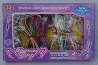 diy fashion scoubidou strings rubber band