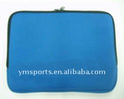 "13"" blue laptop case/tablet sleeve factory"