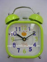 2014 spring metal desk clock