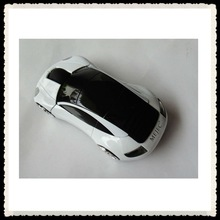 2.4G wireless optical Car shape mouse