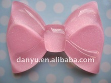 Cute bow - DIY flat back resin craft for phone decoration