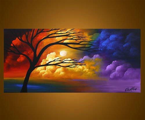 Pinturas con acrilicos imagenes imagui for Pinturas acrilicas para cuadros