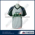 100% polyester custom european football shirt